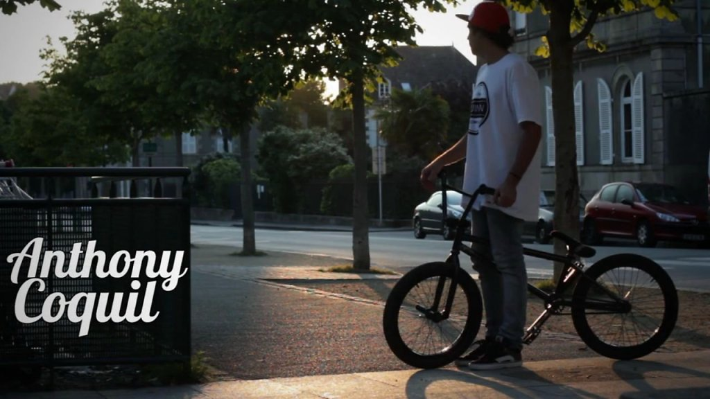 Anthony Coquil - BMX Avenue
