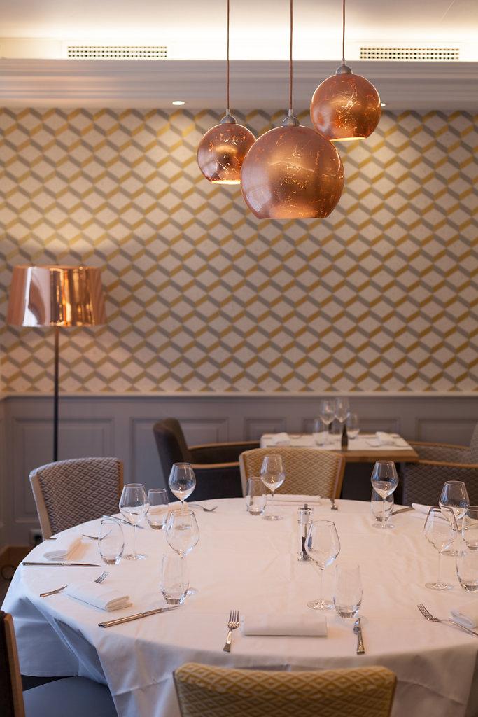 Hotel des Voyageurs - Restaurant 2016